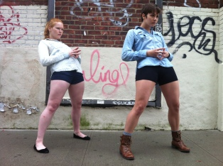 Koryn Ann Wicks and Erica Dillon, Plant B by Transitheart Productions