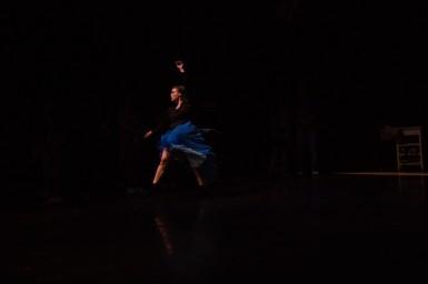 Dancer Samantha Scheller