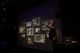 Live accompanist/sound designer Alex Lough